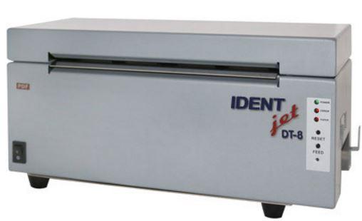 IDENTjet DT8 für besonders wirtschaftliche Drucke