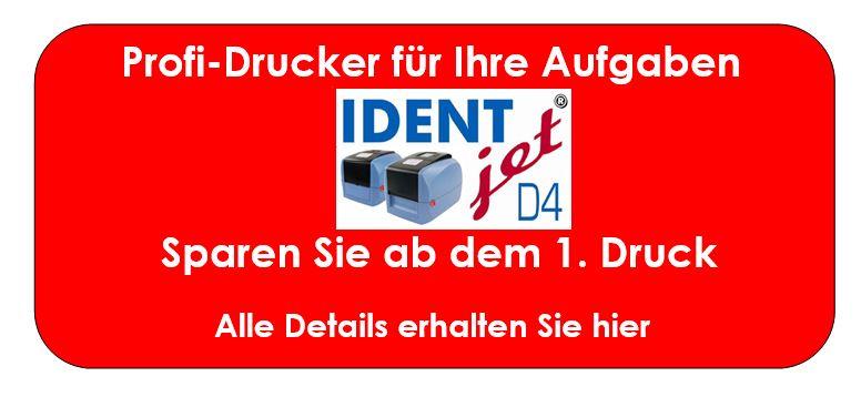 IDENTjet D4-Details