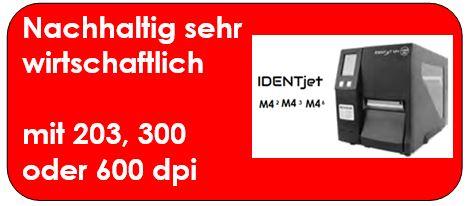 Infos zum IDENTjet M4 gibt es hier