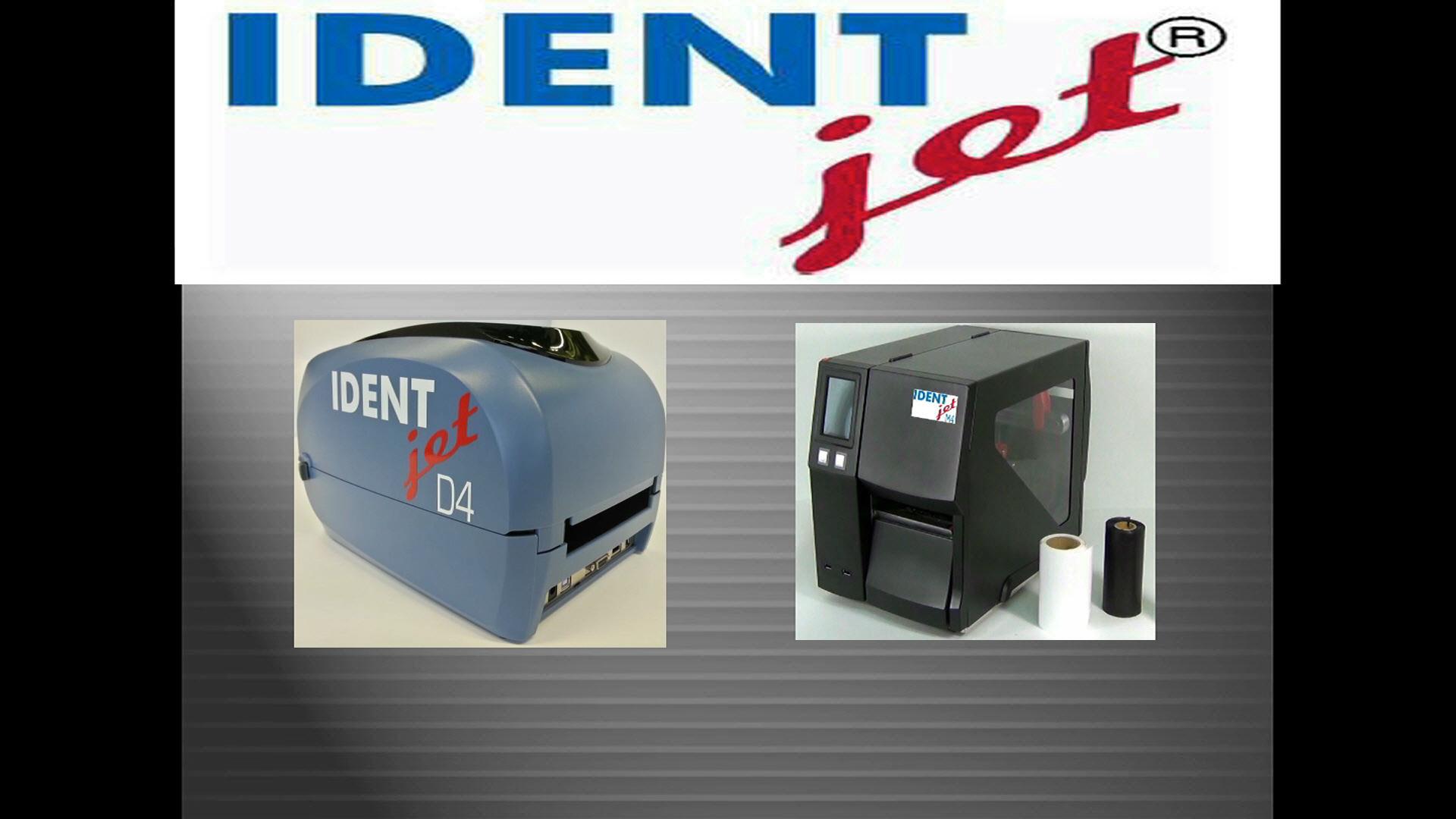 IDENTjet® D4 und M4