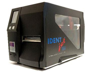 UPS Etiketten im Versand drucken mit IDENTjet ® M4 mit 203, 300 und 600 dpi Auflösung für die Lebensmittel-Verarbeitung