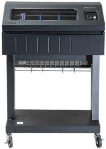 IGP-Drucker als Lineprinter