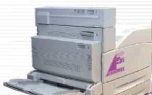 IPDS-Drucker als Laserdrucker für die Abteilung