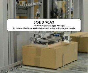 IPDS-Drucker als Laserdrucker für Beleg-Aufleger