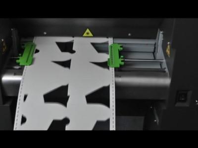 IPDS-Endlos-Laserdrucker Solid F40 bieten viele Anwendungsmöglichkeiten.
