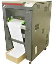 SOLID F140 als IPDS-Endlos-Laserdrucker