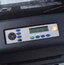 IPDS Zeilenmatrixdrucker Panel