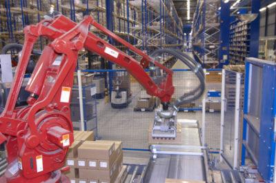 Drucker für die Industrieautomatisierung können Laser-, Nadeldrucker- und Thermodrucker-Daten im Wechsel ausgeben.