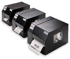 Industriedrucker als Thermodirekt-Thermotransfer-Ausgabesysteme Printronix T5000e-Serie