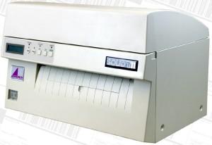 Industrietypenschilder-Etiketten und Drucker bis A3-Formathöhe