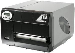 KLT Drucker mit Memory Effekt für KLT und VDA-Label sind Near-Edge-Thermaldrucker