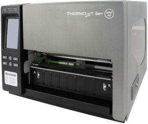 SASS THERMOjet 8e+ Gen. 2 sind alsKommissionierstrassen-DruckerSAP®-kompatibel