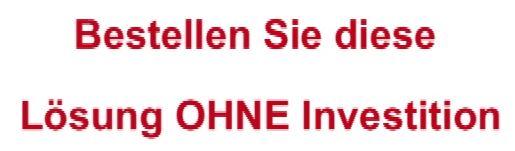 Essenleitkarten-Drucker erhalten Sie OHNE Investition - Zahlen Sie nur die preiswerten Ausdrucke