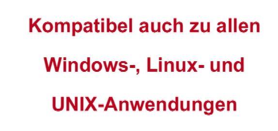 Kompatibel zu Ihrem IT-System