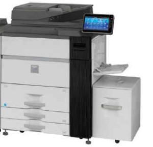 Kuvertieranlagen-Drucker mit kontrollierter Druckausgabe für hohe Volumina