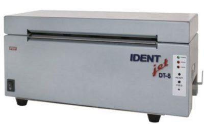 IDENTjet DT-8 / DT-12 sind genau richtig für Ihre Lagerkarten, weil...