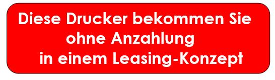 Drucker im Leasing