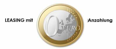 Leasing mit 0,00 € Anzahlung