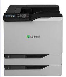 LEXMARKCS820dte Farb-Laser-Drucker
