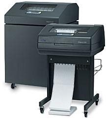 Lineprinter sind besonders wirtschaftlich.