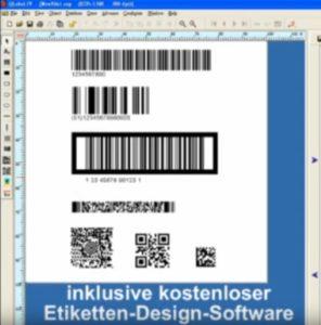 Linerless-Drucker bekommen Sie mit einer kostenlosen Software