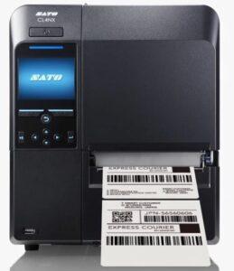 SATO CL4NX Label