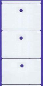 Anschiess-Etiketten