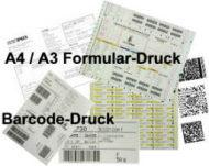 Formulare mit SOLID 50A3-3 drucken