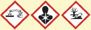 GHS-Symbole farbig ausgeben