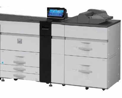 Digitaldrucker für die kleine und große Produktion