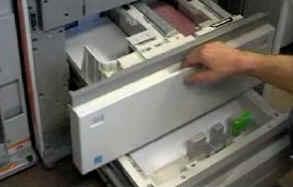 SOLID 105A3 Papier-Kassetten