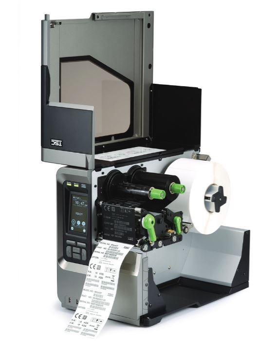 MX340P Etikettendrucker haben sich als Thermotransfer-Drucker bestens bewährt.