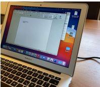 Mac-Anbindung