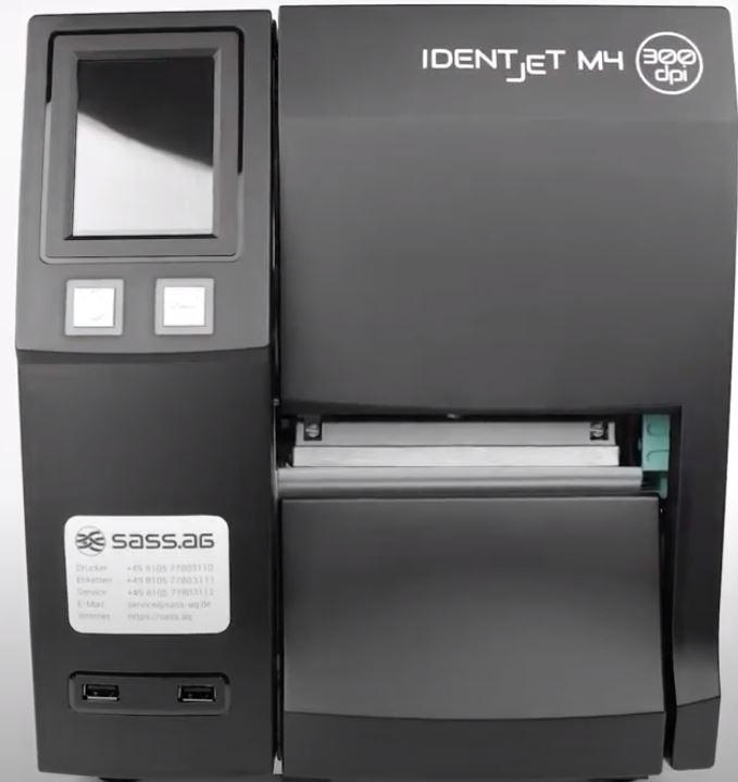 Etikettendruck aus Macintosh ®