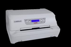 Matrix-Drucker für einzelne Formulare und Formlarsätze
