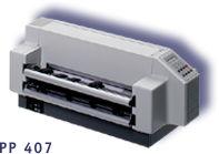 Matrixdrucker mit 2 Papierzuführungen