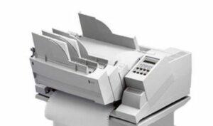 Matrixdrucker (Nadeldrucker / Flachbettdrucker)