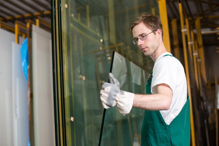 Mobile Drucker im Glas-Zuschnitt