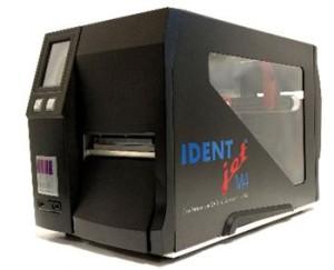 NVE-Drucker zur Ausgabe von Etiketten im SSCC-Versand-Label im Handel.