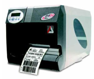 64-04 Thermotransfer-Etikettendrucker