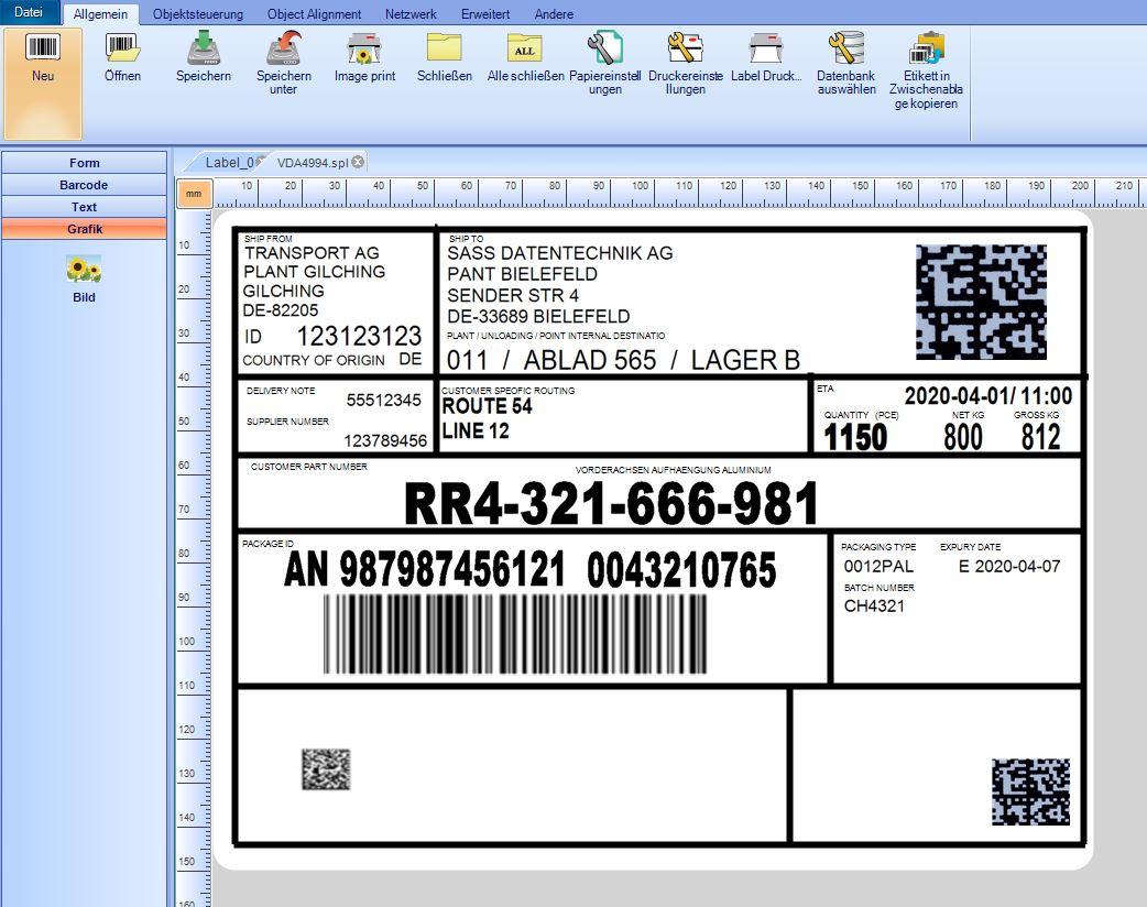 Diese Etiketten-Design-Software ist kostenlos und eignet sich für viele Aufgaben