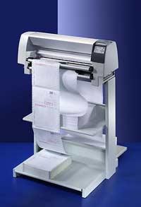 PP-809 sind bewährte Matrixdrucker, welche insbesondere in der Herstellung von Lebensmittel (z.B. Groß-Bäckerei, Fleischerei, Gemüsebauer),