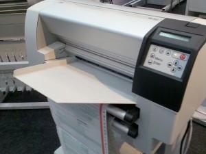Alternative mit 2 Papierzuführungen