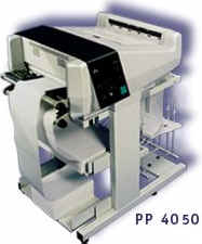 PP4050 XP Gebrauchtgeräte für den Cheshire-Etikettendruck