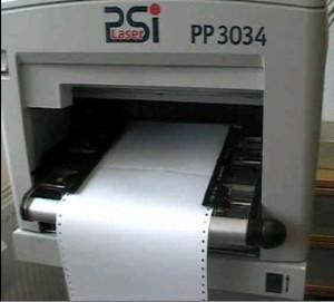 PP3034 komfortabler Papier-Einzug