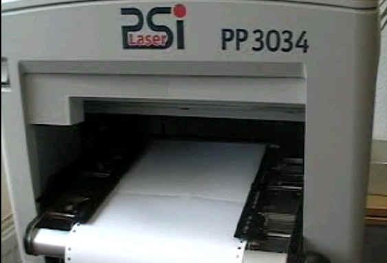 PSi Laser PP3034