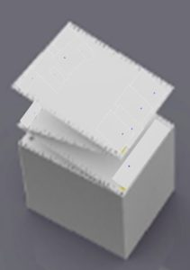 PSi Matrix-Drucker_Endlos-Papier