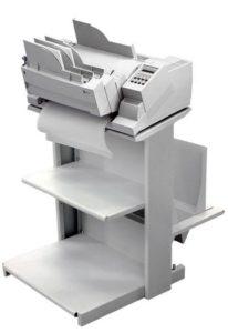 Matrixdrucker PSi PP405 sind Industrie-Flachbett-Nadeldrucker.