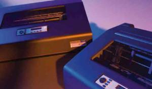 Packlisten drucken mit Printronix Zeilen-Matrixdrucker