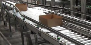 Paketschein-Drucker mit intelligenter Schnittstelle